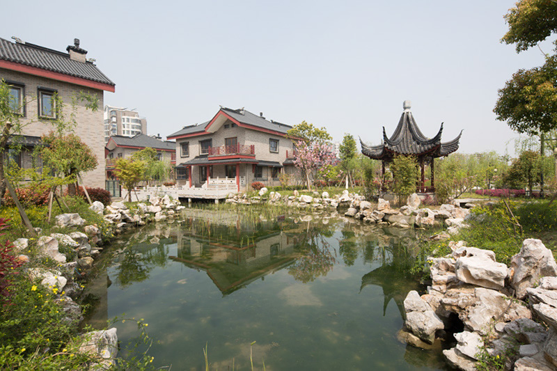 Suzhou Yue Lake Residential Project